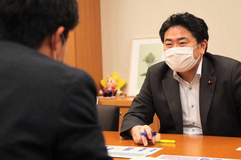 「持続化補助金(特別枠)」について、経済産業省の担当者(中小企業庁 小規模企業振興課)から話を聞きました