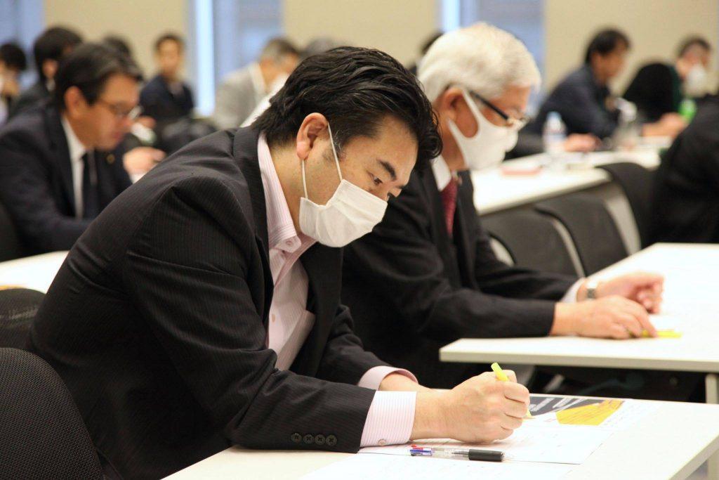 シン国民民主党 憲法調査会 参加風景