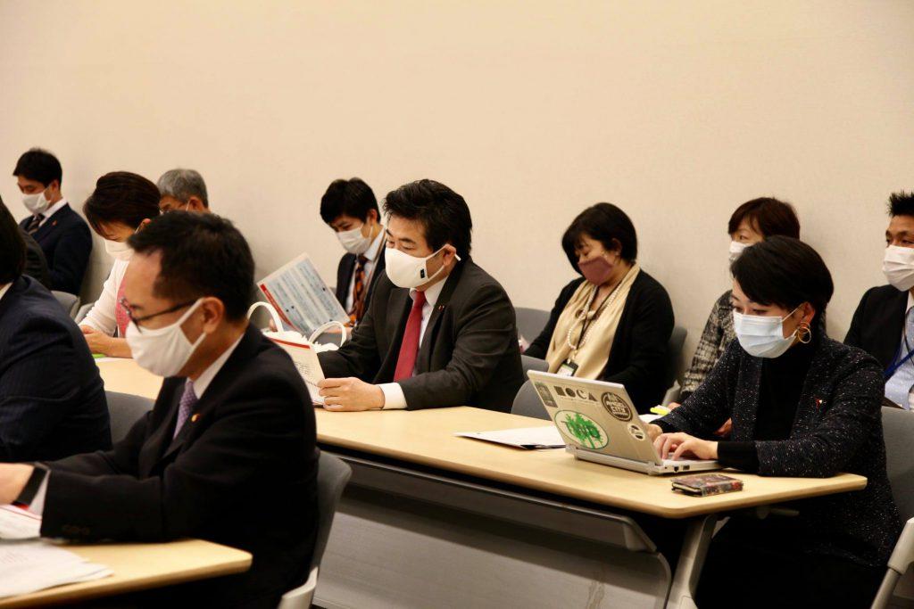 郵便法改正について 日本郵便(株)の諌山副社長とJP労組の増田委員長 石川書記長からお話を伺いました2