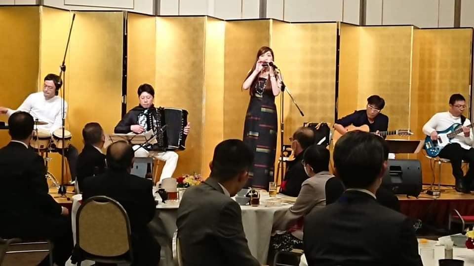 岡山後楽ライオンズクラブの認証60周年記念式典1