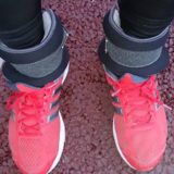 岡山マラソンまでいよいよあと1週間を切りましたが、張り切り過ぎて、膝を痛めてしまいました(>_