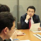 TPP協定の知的財産分野について、内閣官房・外務省・文化庁の担当者から説明を受けました