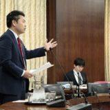 予算委員会(分科会)にて、「動物福祉」について、丸川珠代環境大臣に対して質問に立ちました