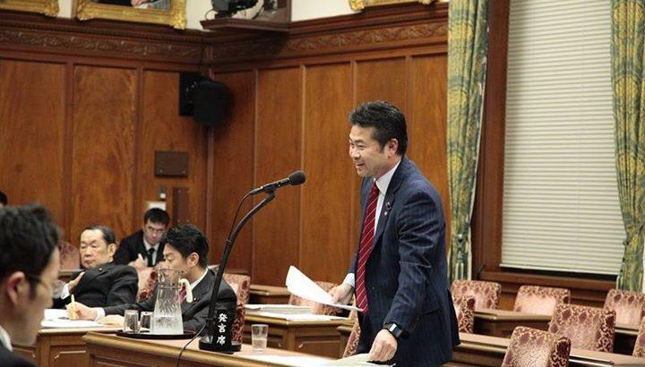 予算委員会(分科会)にて、「子ども」をテーマに、塩崎恭久厚生労働大臣に対して質問を行いました
