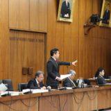 先日の総務委員会で「自治体の情報化(特にセキュリティ対策)」について質問しました