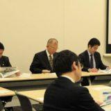 事務局長を務める民進党情報通信議員連盟(会長:小野次郎参議院議員)第3回会合