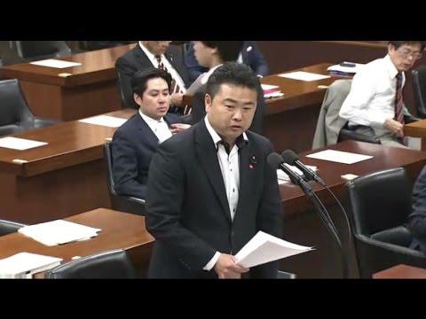 2016年5月11日経済産業委員会(川内原発についての質疑)