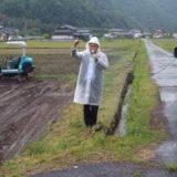 昨日に引き続き、岡山市北区の建部・御津地域を回り、56ヵ所でスポット演説を行いました
