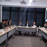 衆議院内閣委員会のメンバーで、宮城県多賀城市にある技術研究組合制御システムセキュリティセンター(CSSC)の視察に来ています
