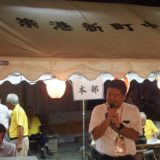 昨夜は岡山の花火大会。でも、ここ数年残念ながら見ることができません。