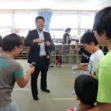 岡山県が全国に先駆けて取組んでいる「学童保育に通う発達障害児のケアに作業療法士の知識や経験を活かそう」というモデル事業の視察へ行って来ました