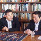 「ミスター文部省」寺脇研さんと対談する機会を頂きました