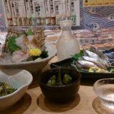 新潟に来たらやっぱり「のどくろ」。佐渡の銘酒「北雪」で一杯