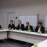 超党派の国会議員による「教育における情報通信(ICT)の利活用促進をめざす議員連盟」に出席しました