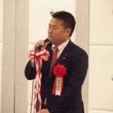 岡山県病院協会、岡山県医師会の新年祝賀会にお招き頂き、ご挨拶をさせて頂きました