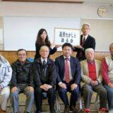 福田学区で開催した「高井たかしと語る会」