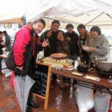 毎月第一日曜日は「京橋朝市」からスタート
