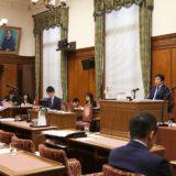 「学童保育」について、先日の予算委員会(分科会)で塩崎厚生労働大臣と吉田局長に質問しました