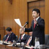 本日の総務委員会のNHK予算案審議で質問に立ちました
