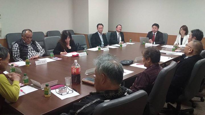 民進党岡山県第1区総支部幹事会を開催しました