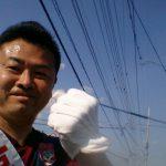 県道児島線 大福付近を走っています