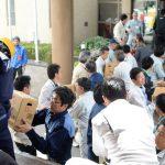 福岡県朝倉市等への災害ボランティア支援