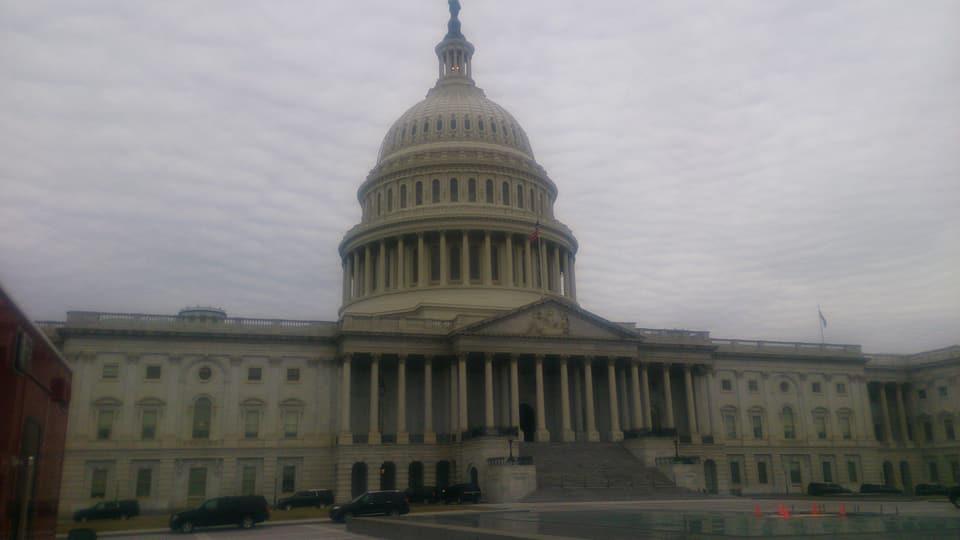 ワシントン出張2日目も無事終わりました。
