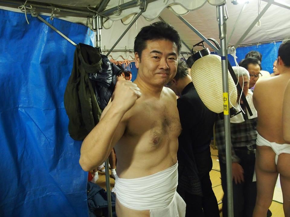 500年の歴史を持つ日本三大奇祭の一つ「西大寺会陽(裸祭り)」に参加しました。
