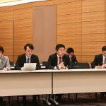 会長代理を務める立憲民主党のエネルギー調査会