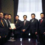 「原発ゼロ基本法案」を国会に提出