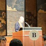 全日本仏教会と国会議員との朝食懇談会