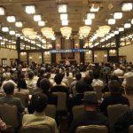 枝野幸男代表をお招きし「立憲民主党岡山県連合」のキックオフ集会を開催しました。