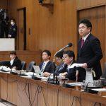 総務委員会(NHK予算審議)で「大河ドラマ山田方谷」の実現可能性について質問しました