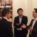 Google執行役員・在日米国商工会議所副会頭の杉原佳堯さんを岡山にお招きして講演会「AI-T戦略セミナー」を開催しました。