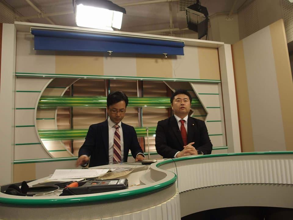 本日午後5時20分から4分間RSKイブニングニュース「国会報告」に出演します。