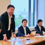 立憲民主党「科学技術・イノベーション議員連盟」第2回勉強会を開催しました。