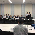 立憲民主党「科学技術・イノベーション議員連盟」第4回勉強会。