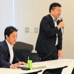 立憲民主党「科学技術・イノベーション議員連盟」第7回勉強会。