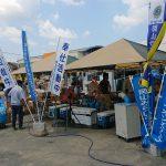 若手の精鋭が集まった岡山みらいライオンズクラブが真備で頑張ってます。