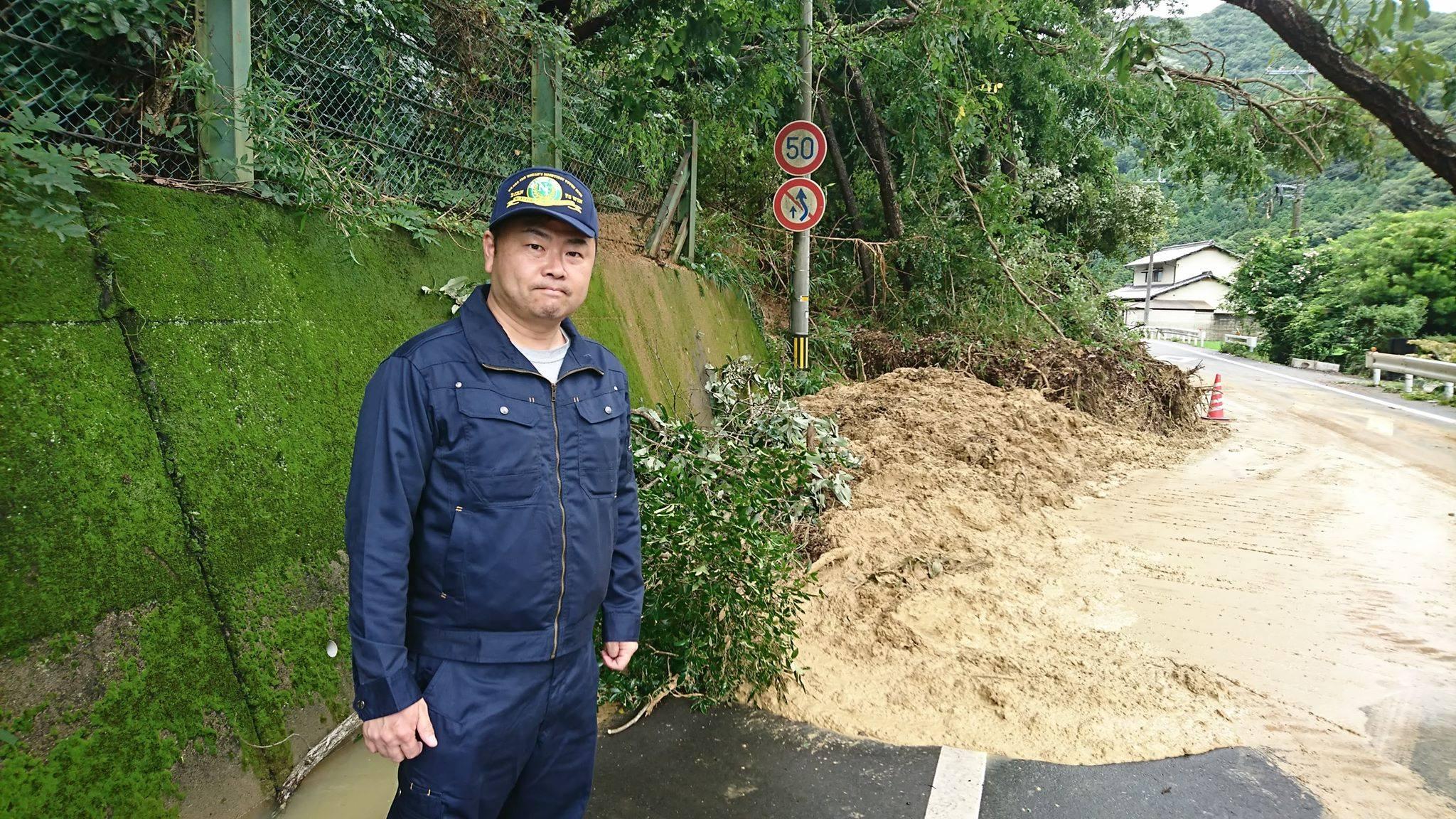 西日本豪雨の死者が88名となりました。謹んでご冥福をお祈りするとともに、被災された方々に心よりお見舞い申し上げます。