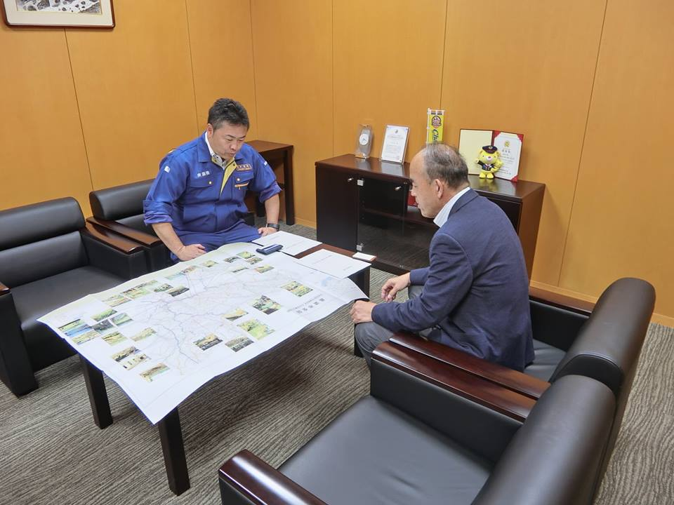 藤澤副市長から、国や県に対する要望を伺いました。