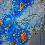 岡山県内の多くの市町村に大雨警報が出ています。