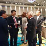 日本民間放送連盟(民放連)主催の「民間放送全国大会」に出席いたしました。