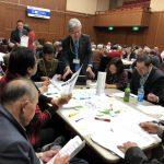 先日の岡山での立憲パートナーズ集会(タウンミーティング)が党本部のホームページに掲載されました。
