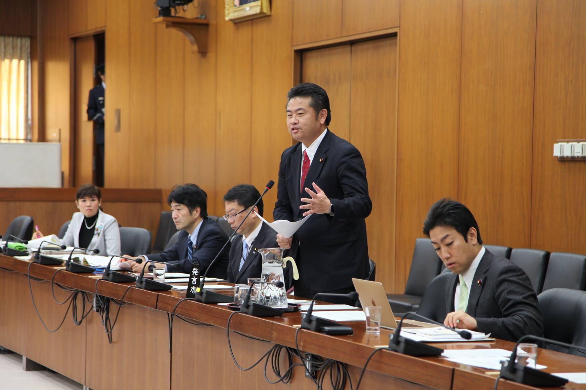 総務委員会質疑「西日本豪雨災害について(その1)」