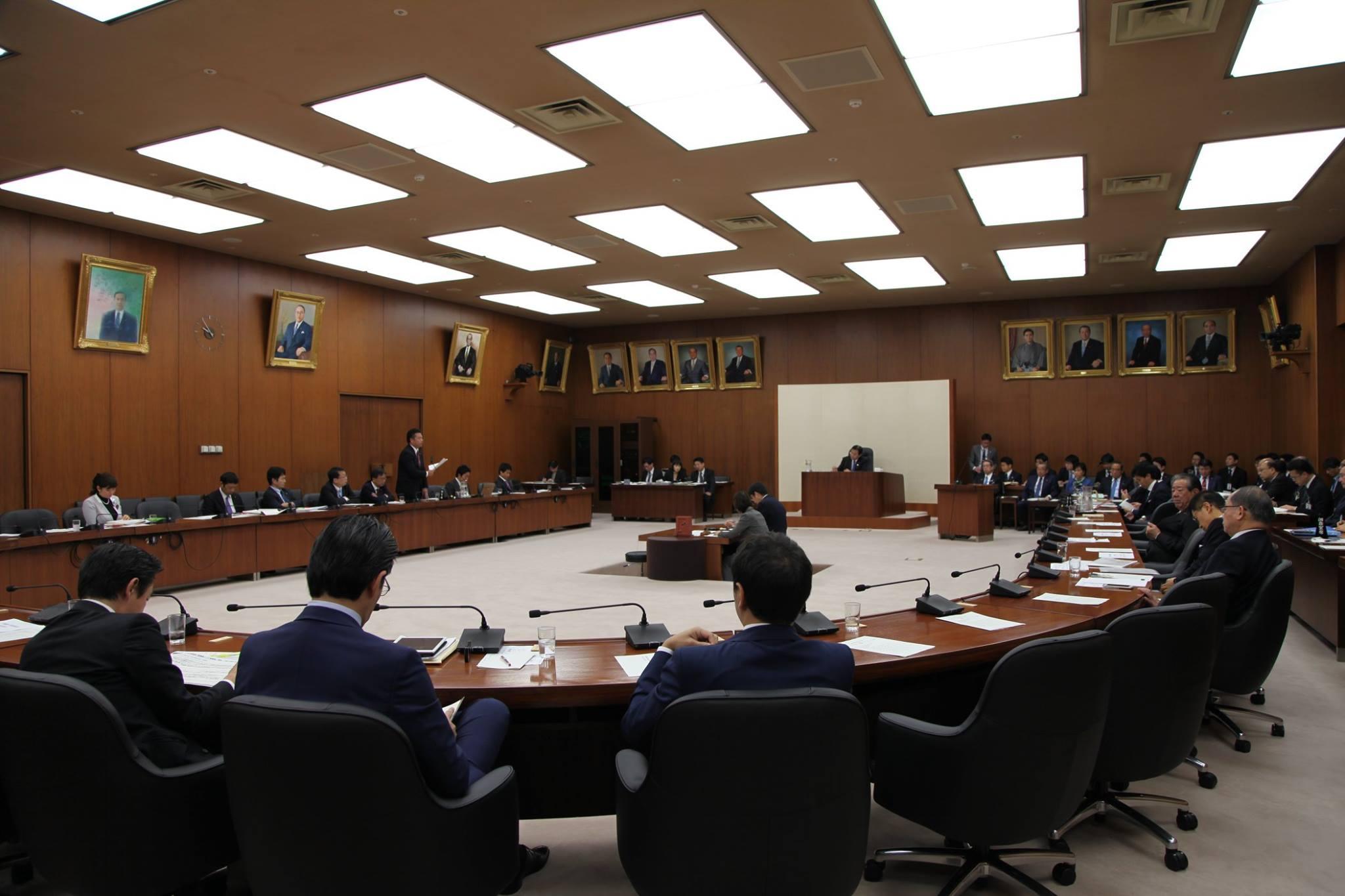 総務委員会質疑「西日本豪雨災害について(その2)」