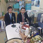 参院選岡山選挙区の原田ケンスケさんとニコ生放送をやりました。