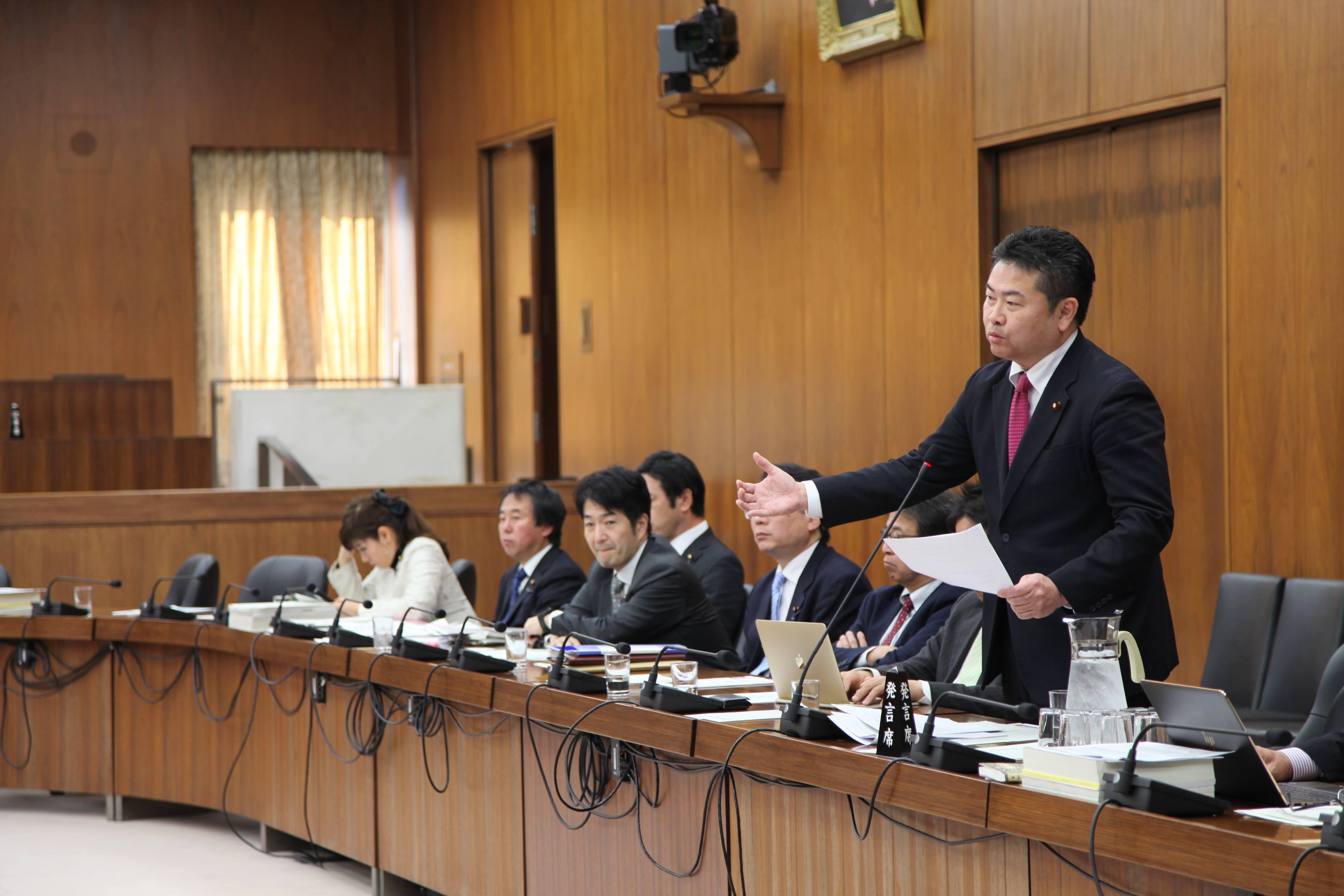 本日(19日)11時15分~50分まで、総務委員会で質問に立ちます。