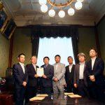 立憲民主党の総務部会長として策定に携わった「多文化社会共生基本法」を本日衆議院に提出いたしました。