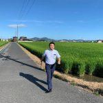 岡山市南区興除・曽根地区を訪問